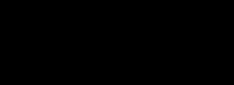 תצוגה של מספר מילים בגופנים עבריים שונים